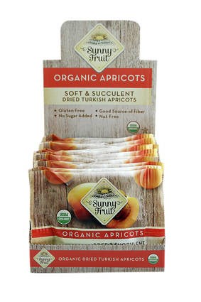 LOGO_ORGANIC DRIED APRICOTS -SOFT AND JUICY