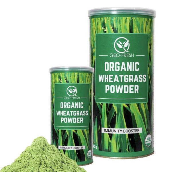 LOGO_ORGANIC SUPERFOOD i.e. starch, wheatgrass