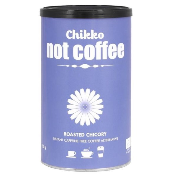 LOGO_CHIKKO NOT COFFEE - KOFFEINFREIE ALTERNATIVE FÜR KAFFEE: GERÖSTETEM CHICOREE