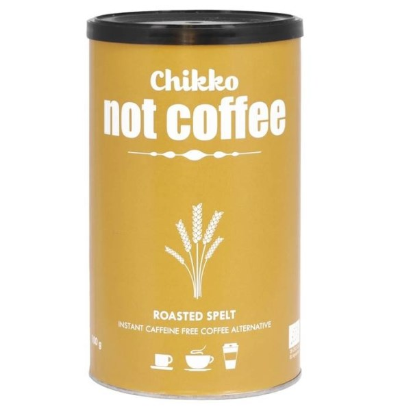 LOGO_CHIKKO NOT COFFEE - CAFFEINE FREE COFFEE ALTERNATIVE ROASTED SPELT