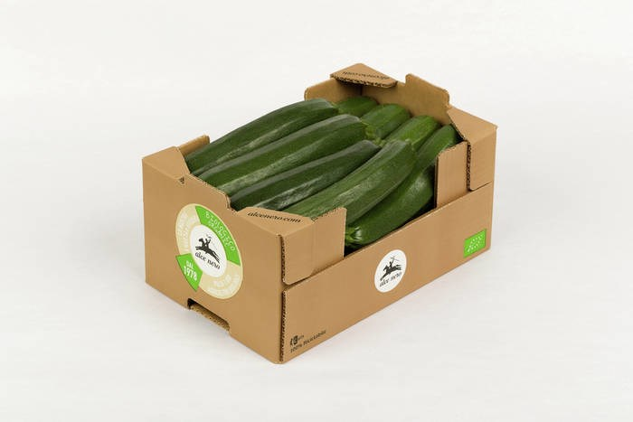 LOGO_ORGANIC COURGETTES PRODUCTION: t. 1.701  /  Ha   63