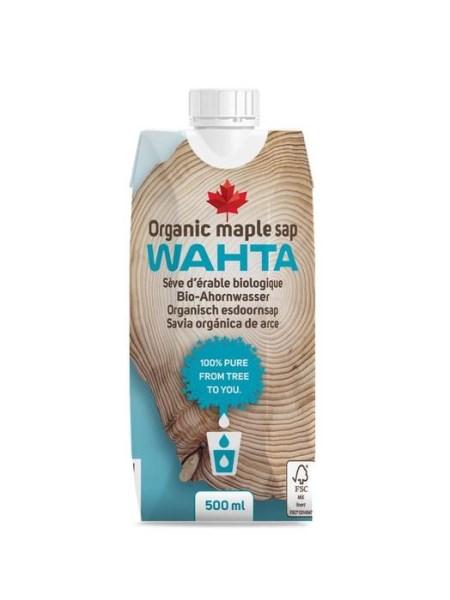 LOGO_Organic Maple water