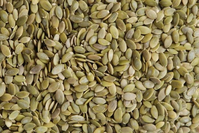 LOGO_Organic pumpkin seed kernels