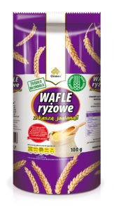LOGO_Rice waffles with millet groats