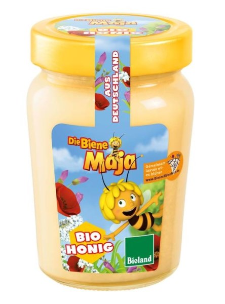LOGO_Bee Maja Honey