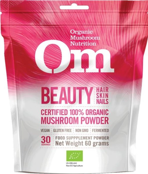 LOGO_OM Organic Mushroom Nutrition Beauty Blend