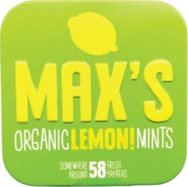 LOGO_Max's Organic Lemon Mints
