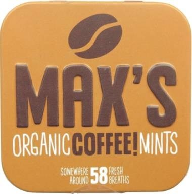 LOGO_Max's Organic Coffee Mints