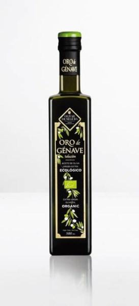 LOGO_BIO EVOO GOLD VON GENAVE AUSWAHL 0.5L GLASS