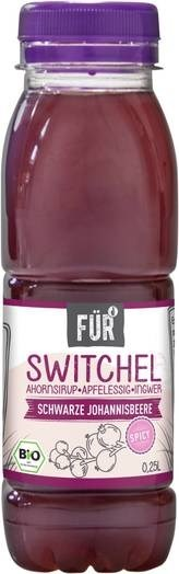 LOGO_FÜR Switchel Blackcurrant