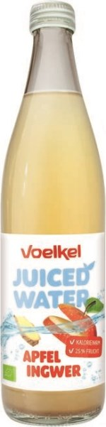 LOGO_Voelkel Juiced Water Apfel Ingwer