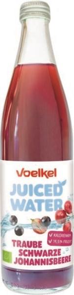 LOGO_Voelkel Juiced Water Traube Schwarze Johannisbeere