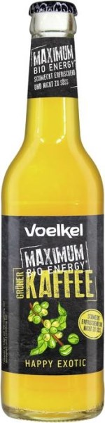 LOGO_Voelkel MAXIMUM bio energy - Grüner Kaffee happy exotic