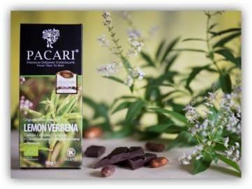 LOGO_Pacari Bio Zartbitter Schokolade mit Zitronenverbene