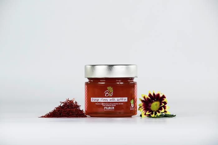 LOGO_Orange honey with saffron