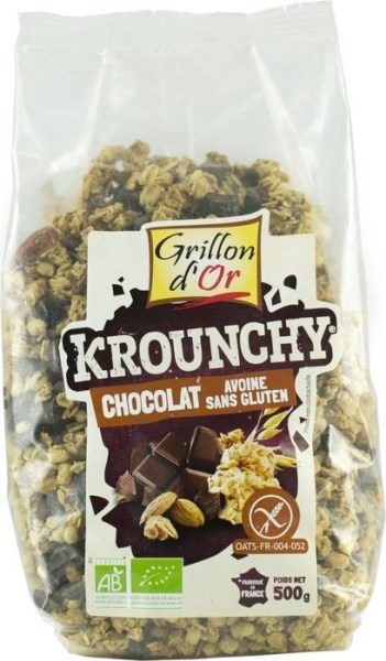 LOGO_Krounchy Schokolade Haferflocken Gluten frei