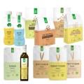 LOGO_AUGA grain, milk products, oil and sugar