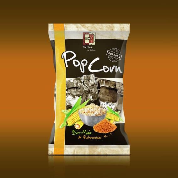 LOGO_BioArt Popcorn sweet 75g
