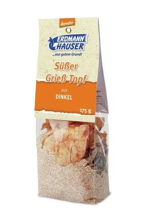 LOGO_Süßer Grieß Topf aus Dinkel