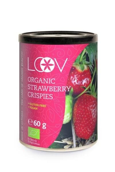 LOGO_Organic Strawberrie Crispies