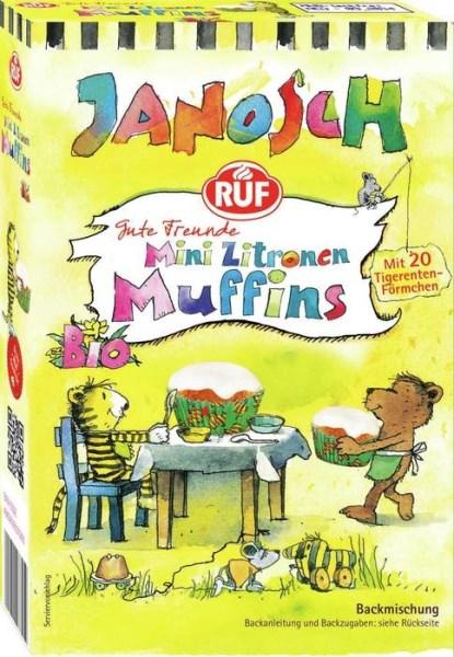 LOGO_RUF Janosch Bio Mini Zitronen Muffins
