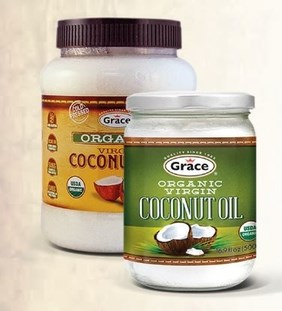 LOGO_Grace Organic Virgin Coconut Oil