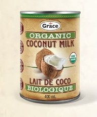LOGO_Grace Organic Coconut Milk