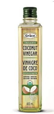 LOGO_Grace Organic Coconut Vinegar