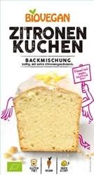 LOGO_Biovegan baking mixture for LEMON CAKE