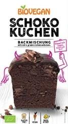 LOGO_Biovegan baking mixture for CHOCOLATE CAKE