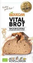 LOGO_Biovegan baking mixture for vital bread