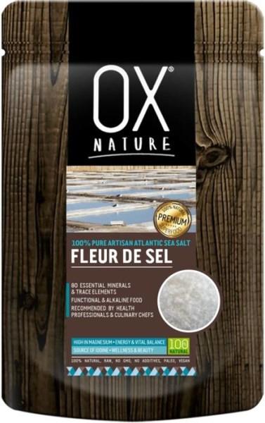LOGO_100% PURE ARTISAN ATLANTIC SEA SALT | PREMIUM FLEUR DE SEL