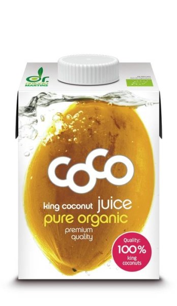 LOGO_Dr. Antonio Martins organic coco juice from King Coconuts