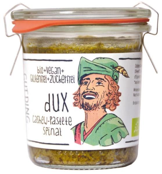 LOGO_Dux - cashew pâté with spinach