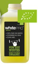LOGO_whitePRO 1 KG - Shelf stable Organic Egg Whites