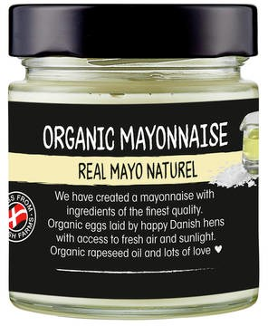 LOGO_DAVA FOODS Organic Mayonnaise and Ailoi