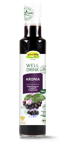LOGO_granoVita Well Drink Aronia