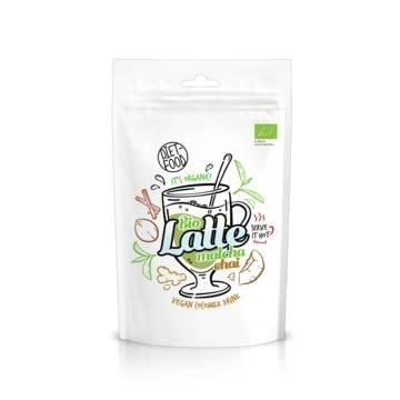 LOGO_Organic Matcha Chai Latte
