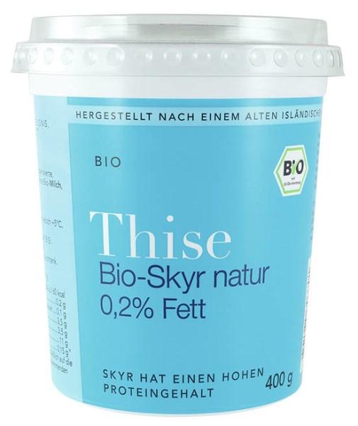 LOGO_Thise SKYR plain 0,2%, Organic