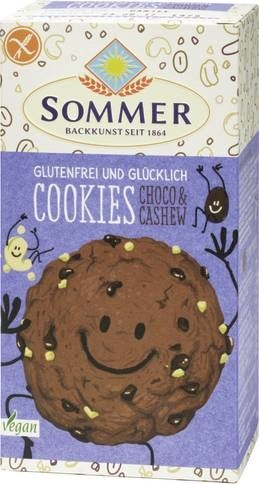 LOGO_GLUTEN FREE AND HAPPY   Cookie Choco & Cashew