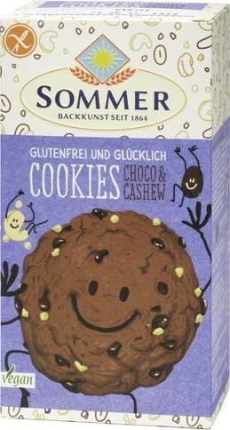 LOGO_GLUTENFREI UND GLÜCKLICH  Cookie Choco & Cashew