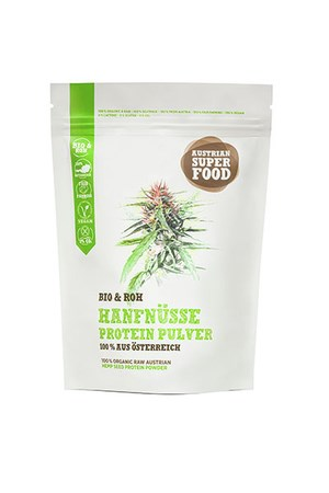 LOGO_Organic & Raw Hemp Seed Powder