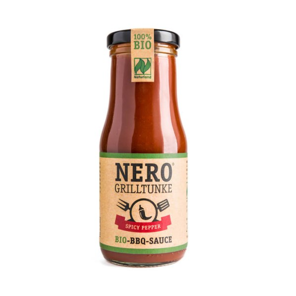 "LOGO_NERO GRILLTUNKE ""SPICY PEPPER"""