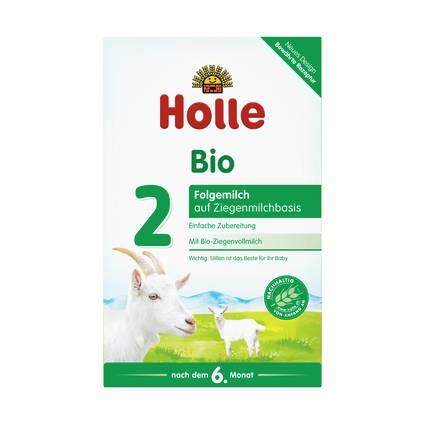 LOGO_Holle Bio-Folgemilch 2 auf Ziegenmilchbasis