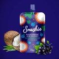 LOGO_Salvest Smushie Blackcurrant and coconut smoothie with chia seeds 170 g