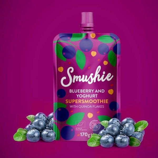 LOGO_Salvest Smushie Blueberry and yogurth smoothie with quinoa flakes 170 g
