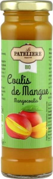 LOGO_Organic Mango gourmet sauce 160g