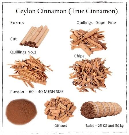 LOGO_Organic and Fair Trade Ceylon Cinnamon