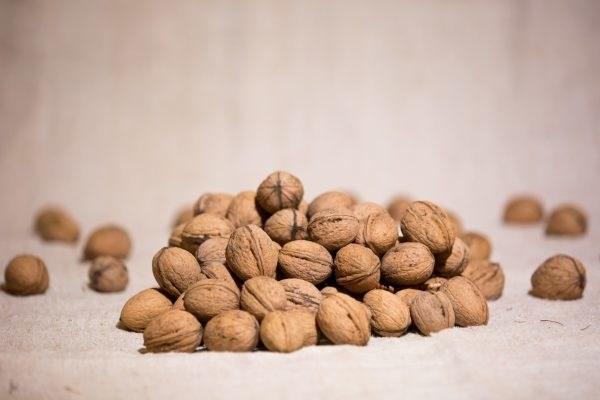LOGO_Organic walnuts in shell