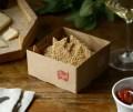 LOGO_FOGLIE - Bread leaves - CRACKER GOURMET